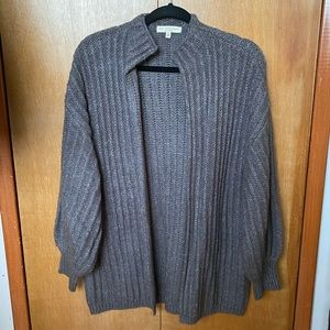 UO Truly Madly Deeply Open Cardigan